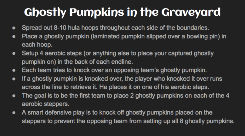 Ghostly Rules