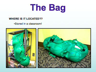 Bag Continued